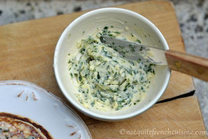 Burnet butter