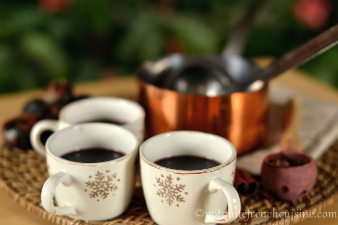 Tonka bean mulled wine and ready-to-serve mulled wine mix DIY